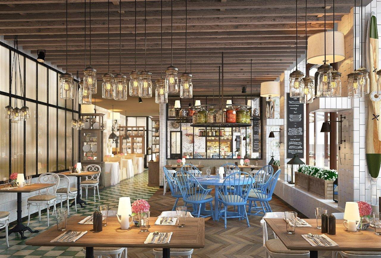 фотография Семейного ресторана Любимый на Индустриальном проспекте