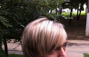 фотография Брондирование волос