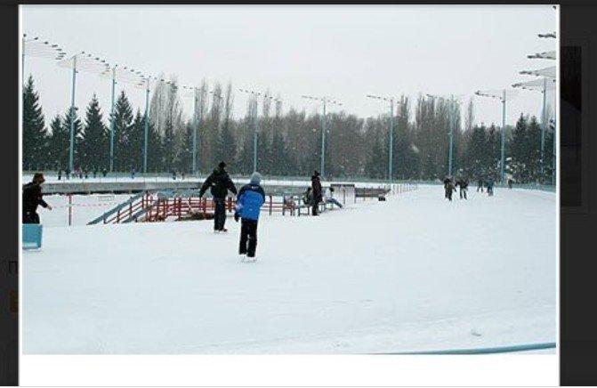 фотография Катка Ледовый стадион