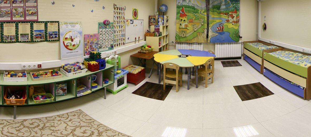 Фотогалерея - Детский центр Доминошки на метро Коломенская