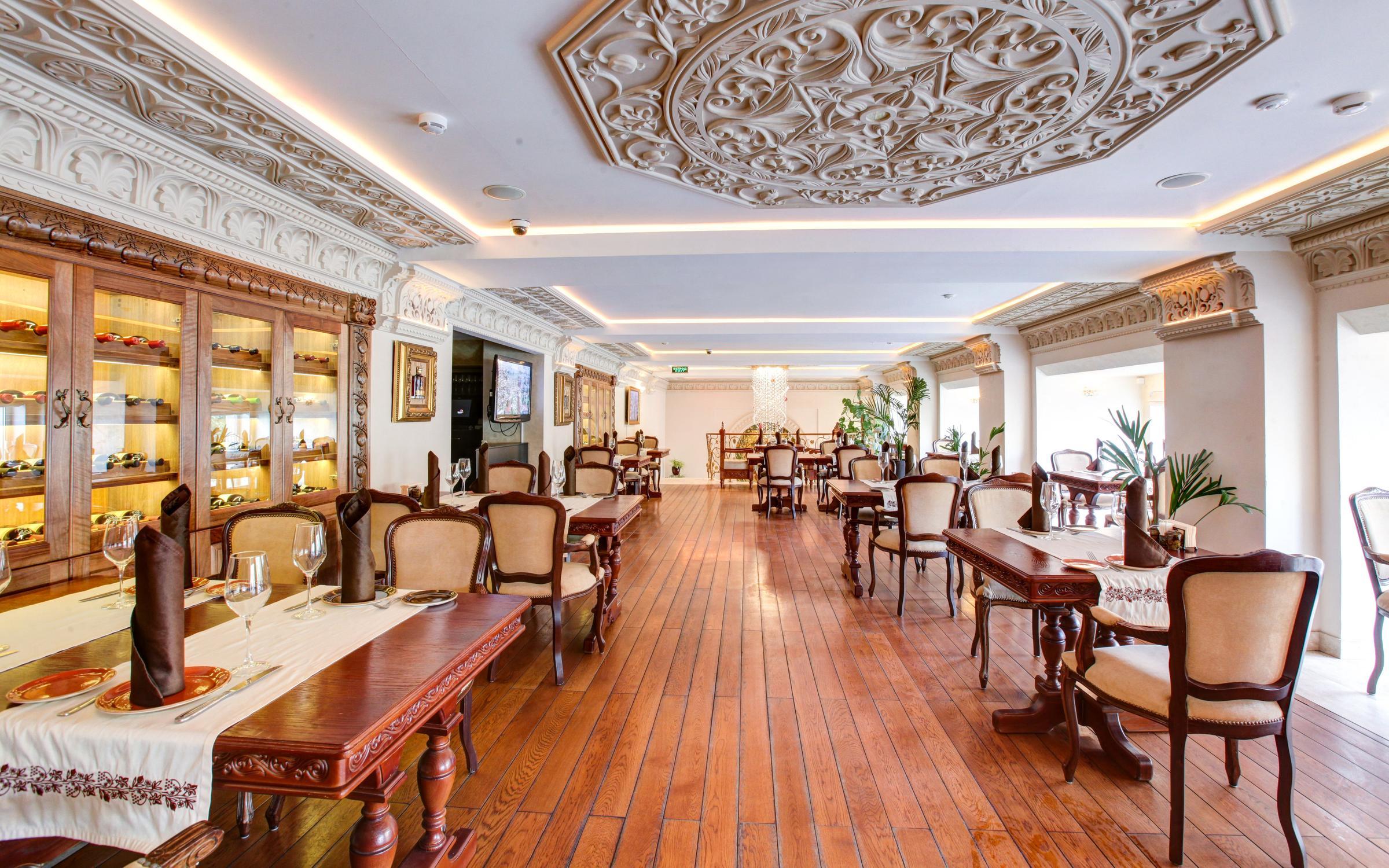 734b00fe58a7 Ресторан Армения на Тверской улице 🍴 отзывы, адрес и как добраться ...