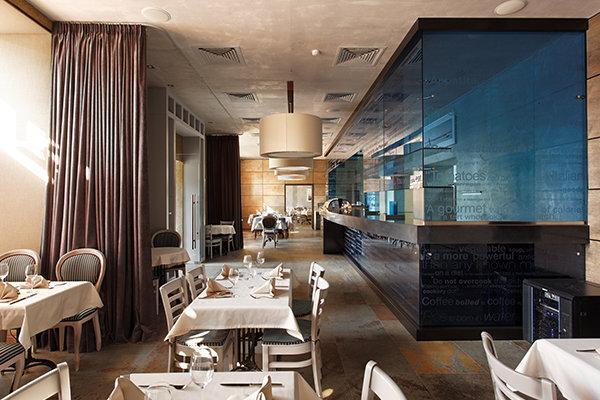 фотография Ресторана Florentini City Cafe на метро Воробьёвы горы