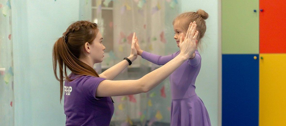 Фотогалерея - Школа танцев Дети на паркете на метро Чернышевская