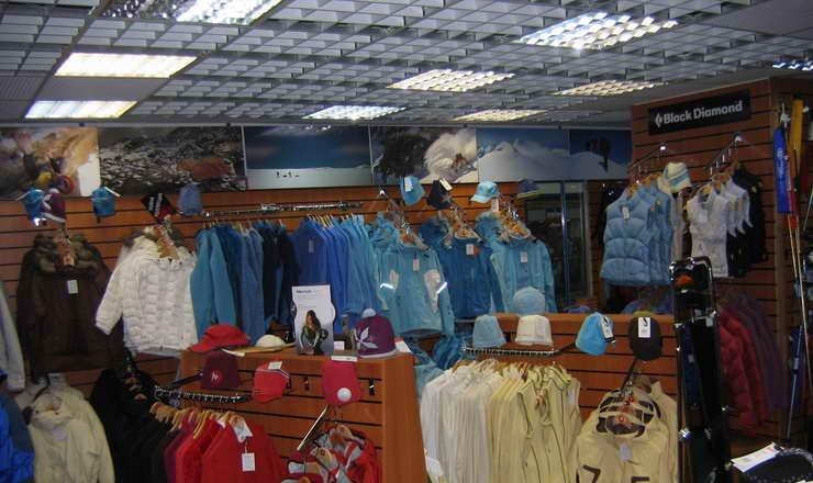 фотография Сеть магазинов товаров для спорта и туризма День сурка в ТЦ Спорт-Хит