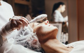 фотография Криотерапия акне (лицо)