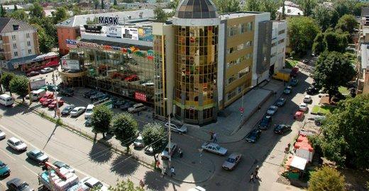 фотография ТЦ Маяк на Театральной улице