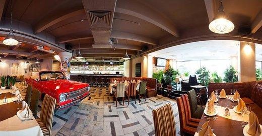 фотография Ресторана Опять 25 на Волгоградском проспекте