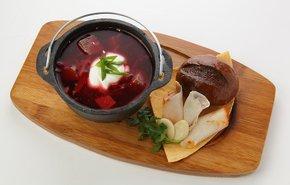 фотография Домашний суп