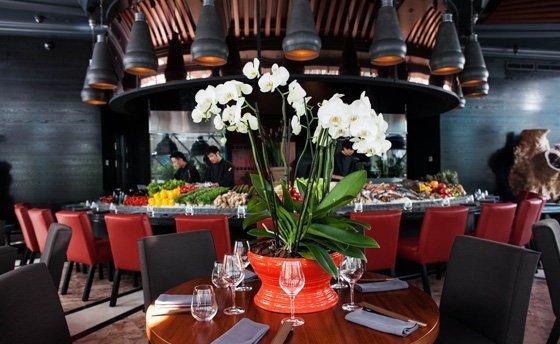 Фотогалерея - Ресторан Novikov в отеле The Ritz-Carlton