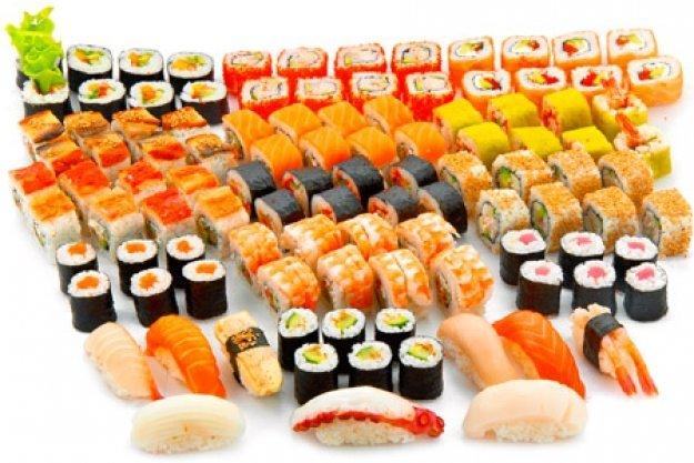 фотография Службы доставки суши и роллов Фудзияма