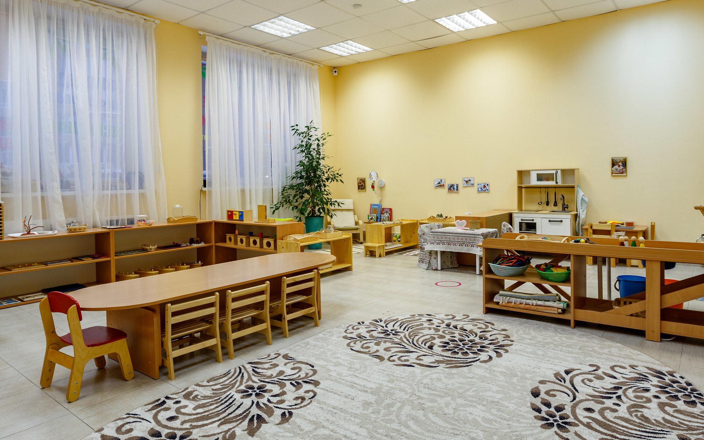 фотография Детского развивающего центра Егоза на 1-ой Утиной улице