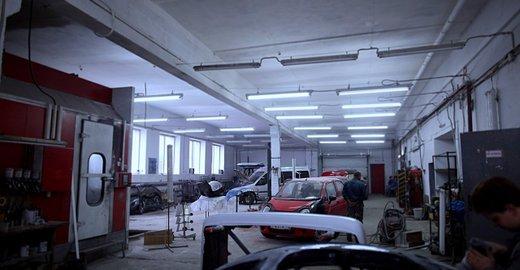 фотография Центра кузовного ремонта Автоклиника на 1-ой Заовражной улице, 6