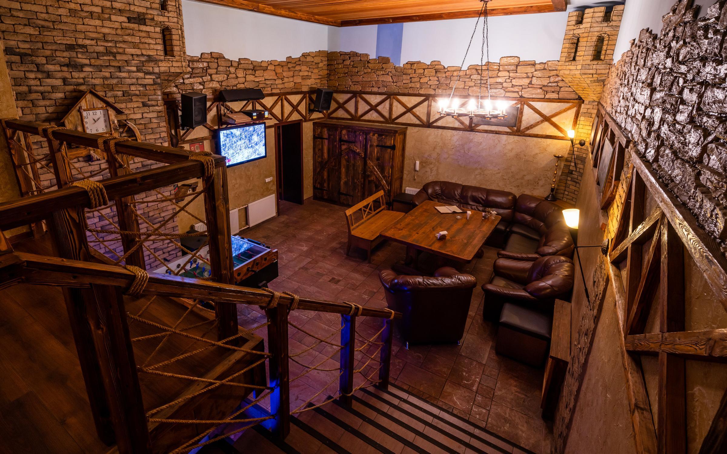фотография Клуба-сауны Остров на улице Симоновский Вал