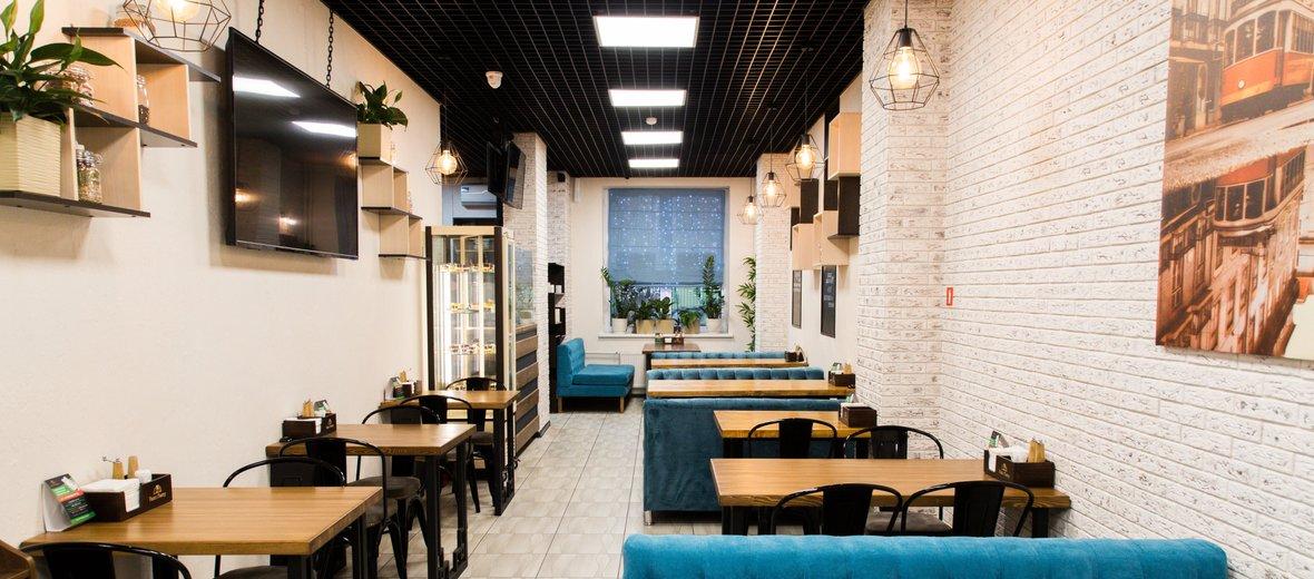 Фотогалерея - Кафе Fast & Tasty на метро Царицыно