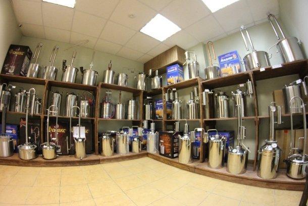 фотография Компания по продаже товаров для домашнего виноделия и пивоварения Народные Традиции на проспекте Ленина