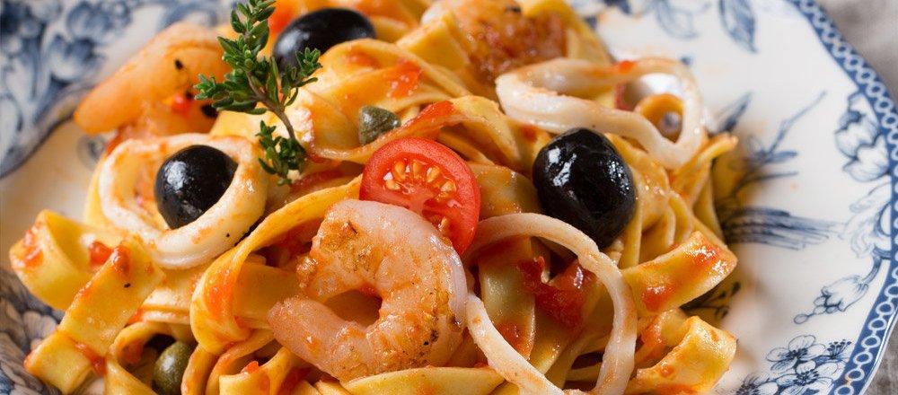 фотография Семейного итальянского ресторана IL Патио в ТЦ Олимпик Плаза