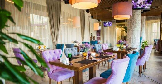 фотография Ресторана Marselle Lounge в ТЦ Экватор