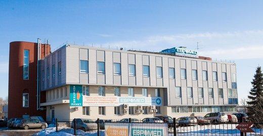 фотография Многопрофильный центр современной медицины Евромед на Зеленом острове
