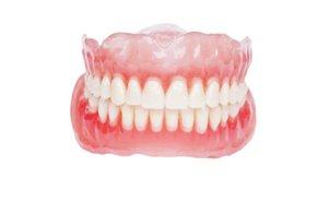 фотография Пластиночные зубные протезы