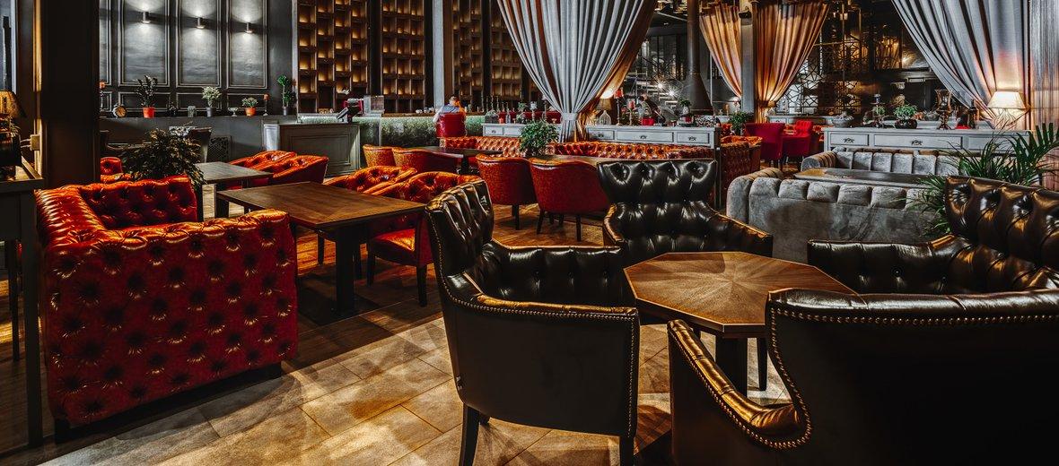 Фотогалерея - Ресторан-кальянная Дымзавод Lounge bar