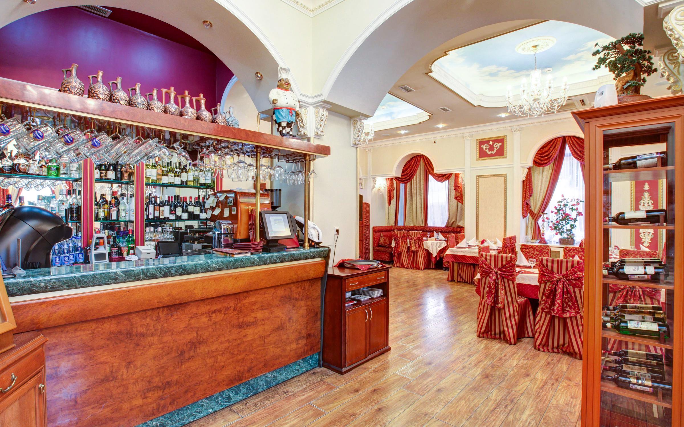 фотография Кафе-ресторана У Адама на Ленинградском шоссе