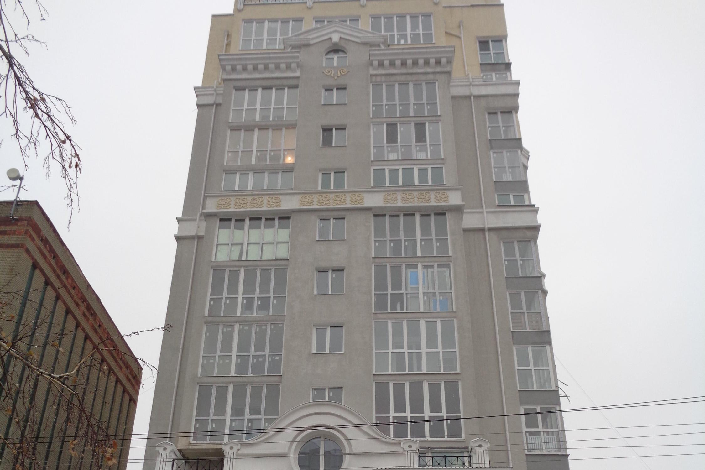 фотография Медицинской клиники Сова на улице Сакко и Ванцетти