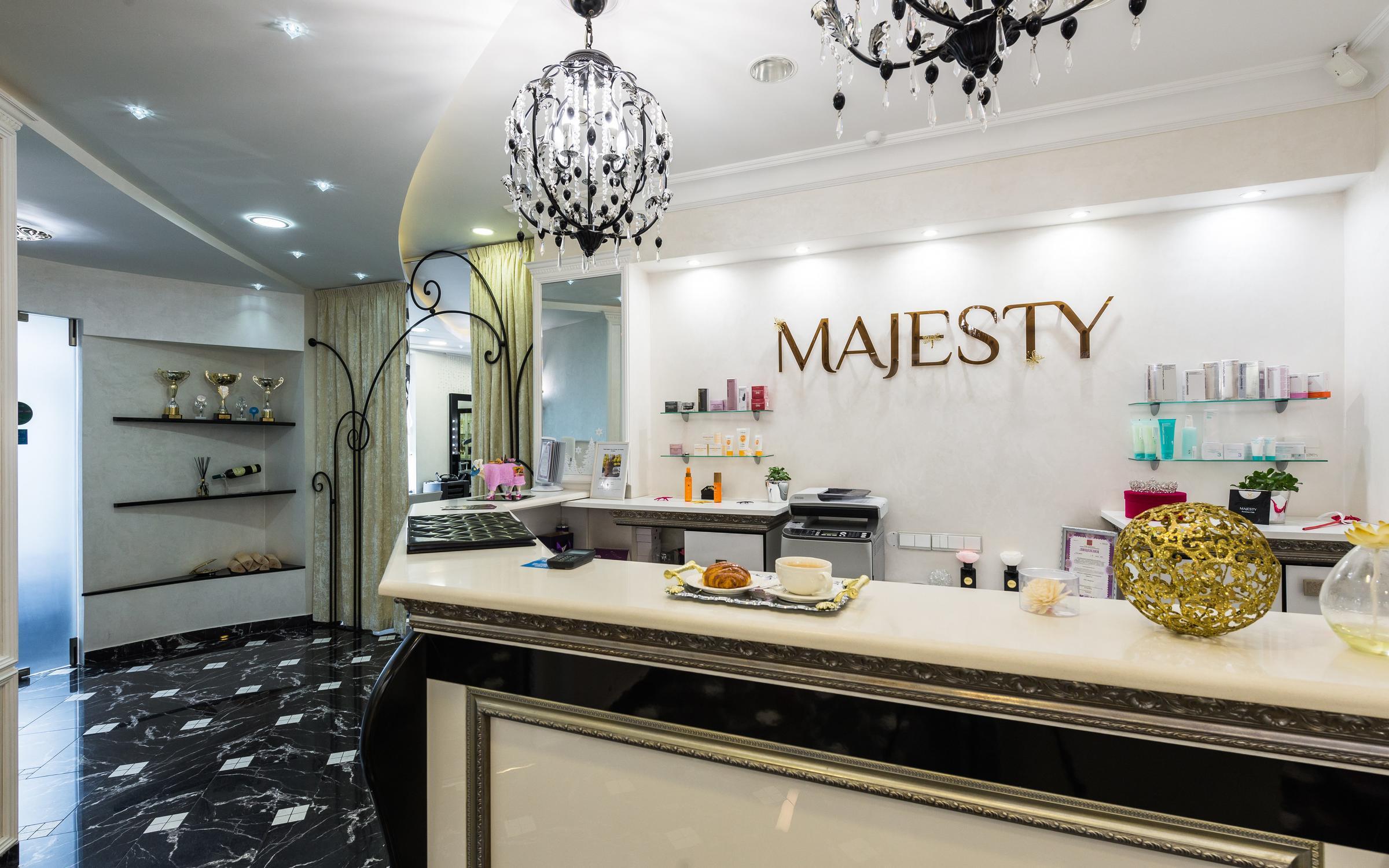 фотография Премиум-клуба косметологии и стиля MAJESTY в Приморском районе