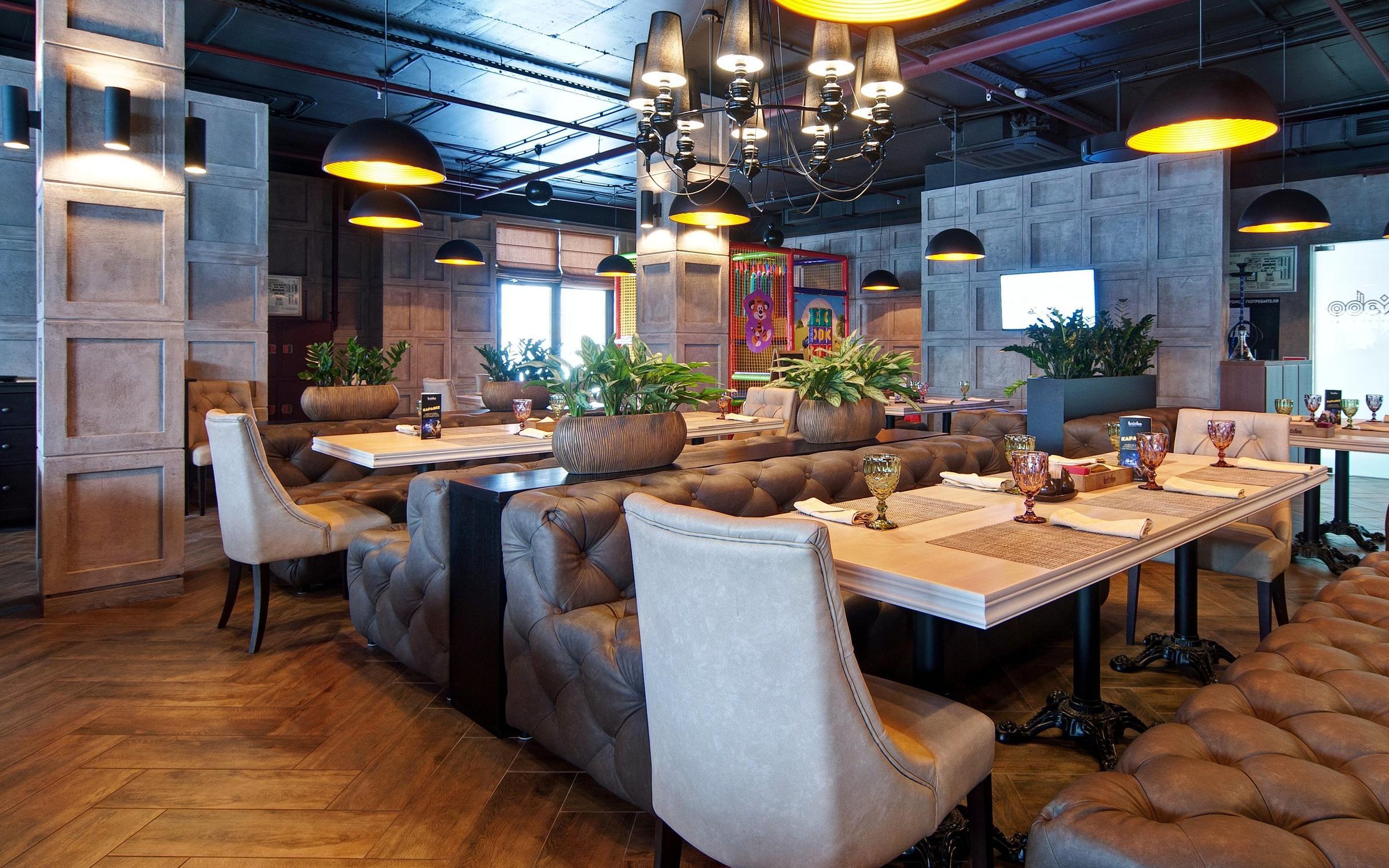фотография Семейного ресторана Boobo в ТЦ Metromall