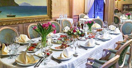 фотография Итальянского ресторана Kapri на проспекте Академика Сахарова
