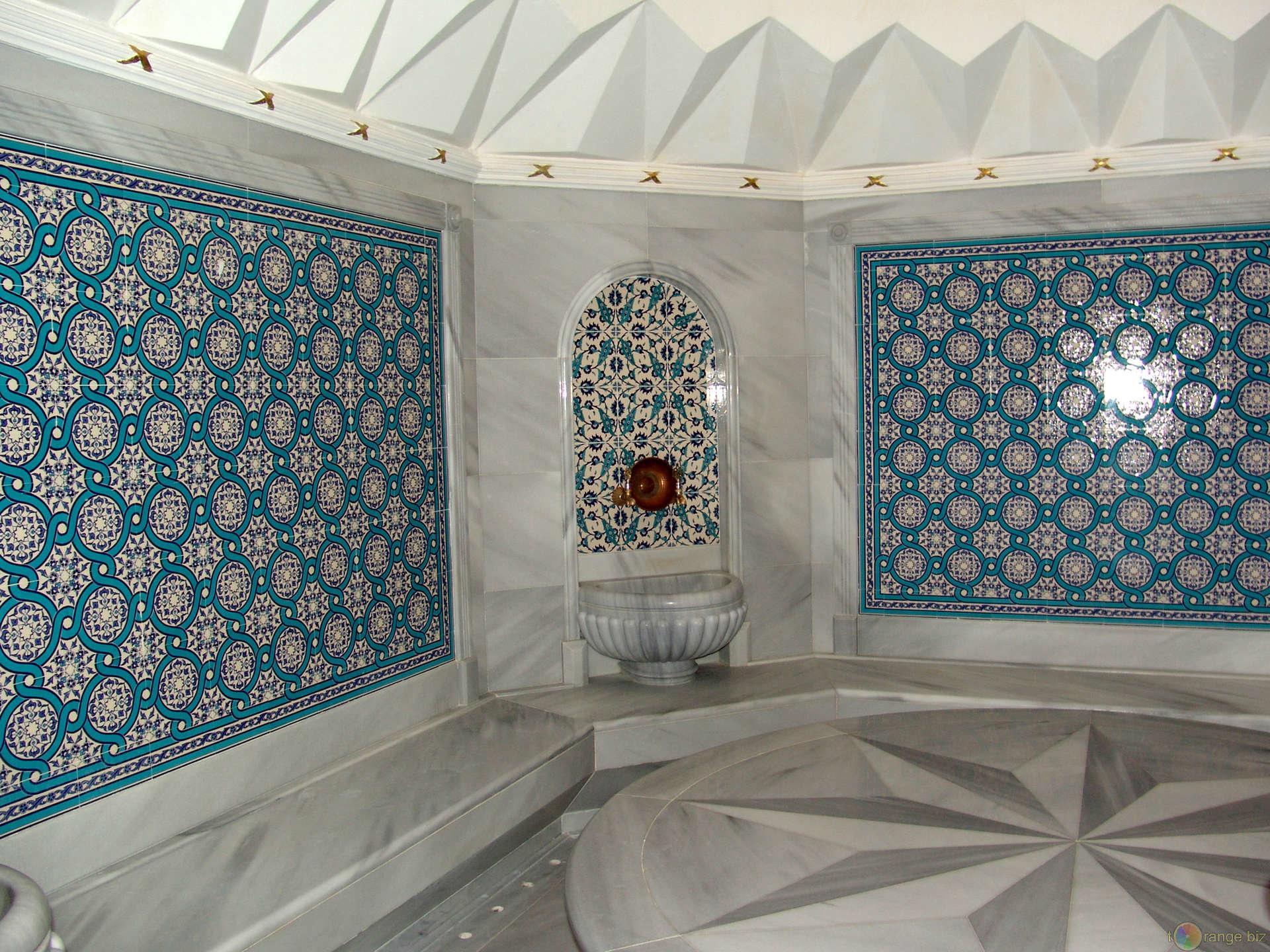 фотография Турецкая баня Хаммам на улице Льва Толстого