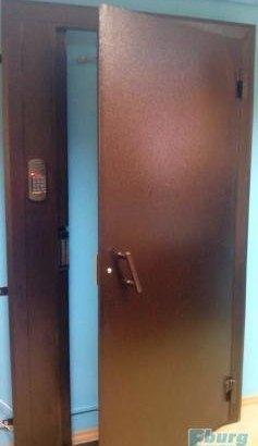 правильная установка металлической двери на подъезд с домофоном