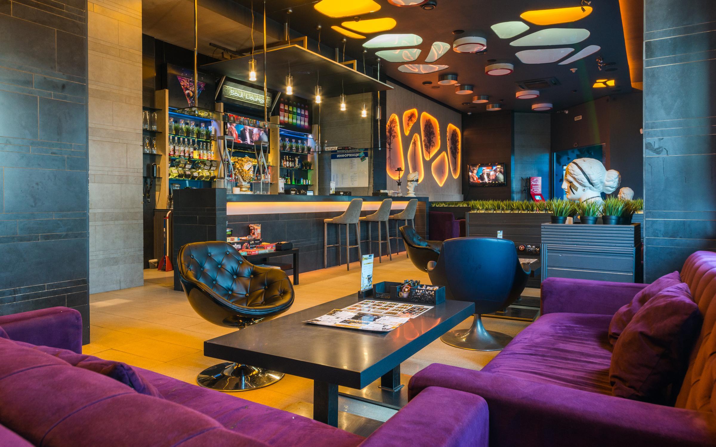 фотография Кальянной Soul lounge в Митино