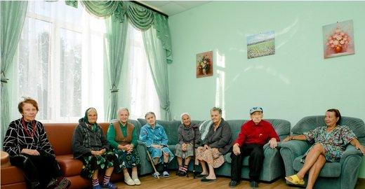 Пансионат для пожилых людей в юзао москвы халаты домашние для пожилых