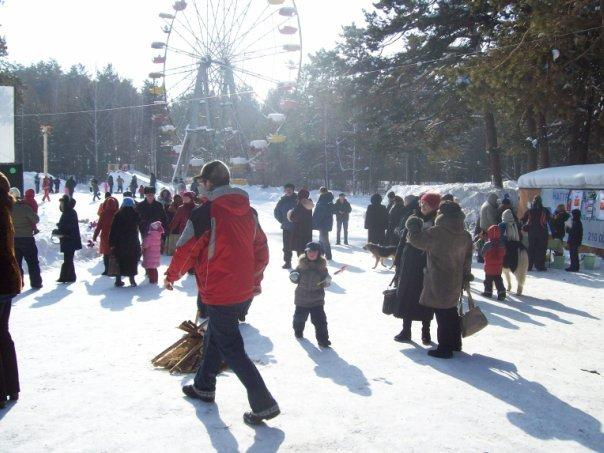 фотография Парка культуры и отдыха Заельцовский на Парковой улице