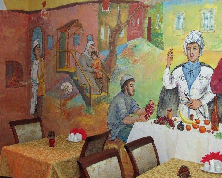 фотография Кафе-ресторана Старый Тбилиси на Гаванской улице