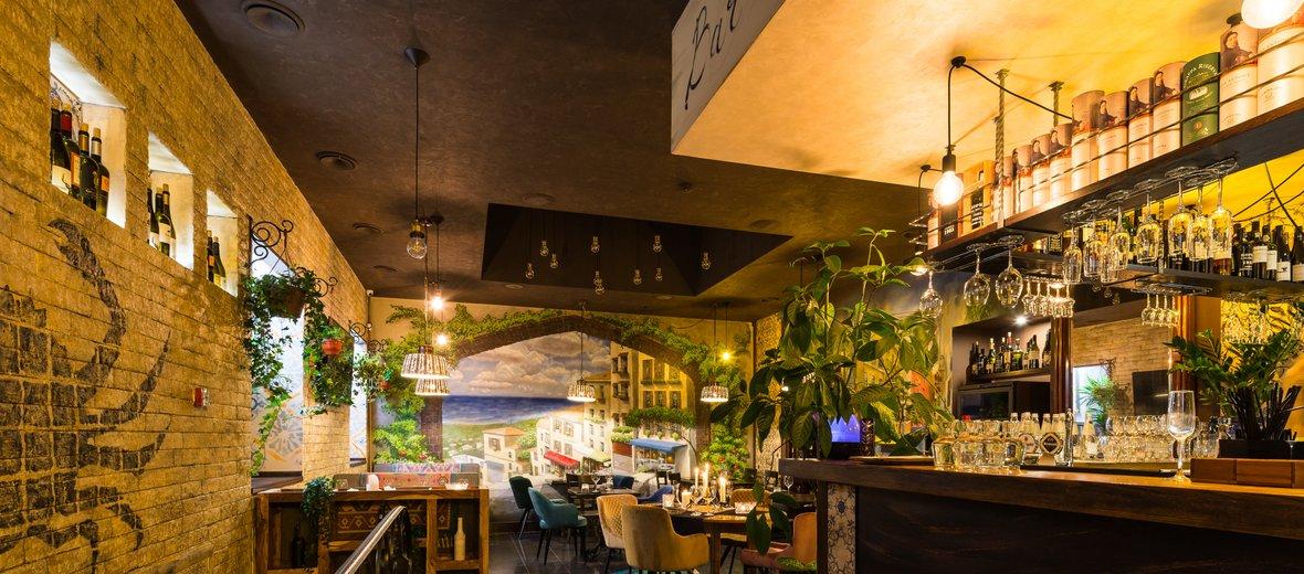 Фотогалерея - Ресторан Port Wine на Кирочной улице