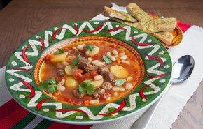 фотография Фасолевый суп