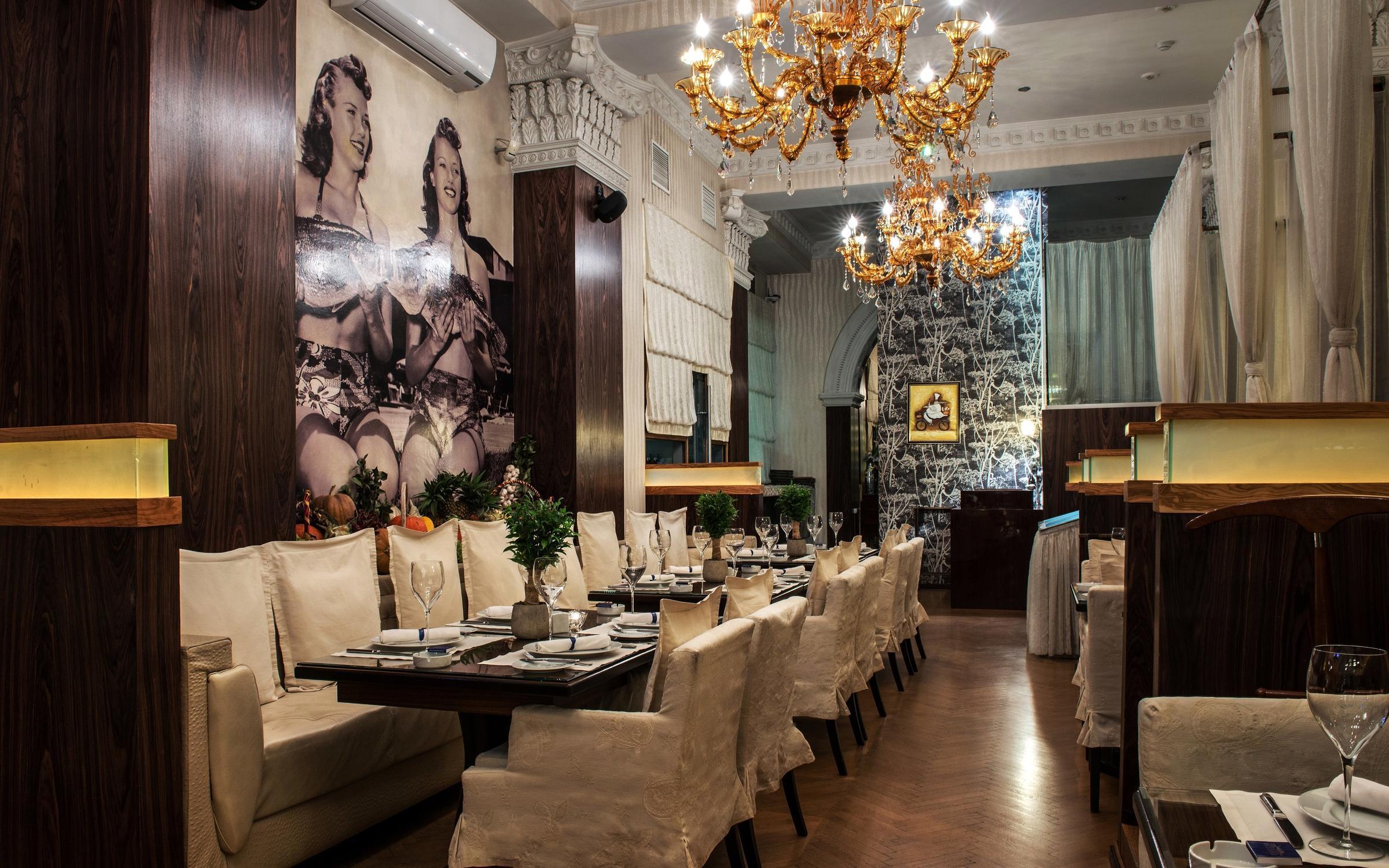 фотография Ресторана Буйабес на Ленинском проспекте