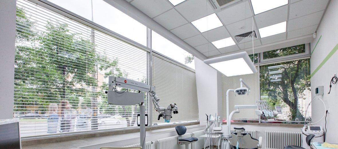Фотогалерея - Стоматологический центр Моситалмед на Комсомольском проспекте