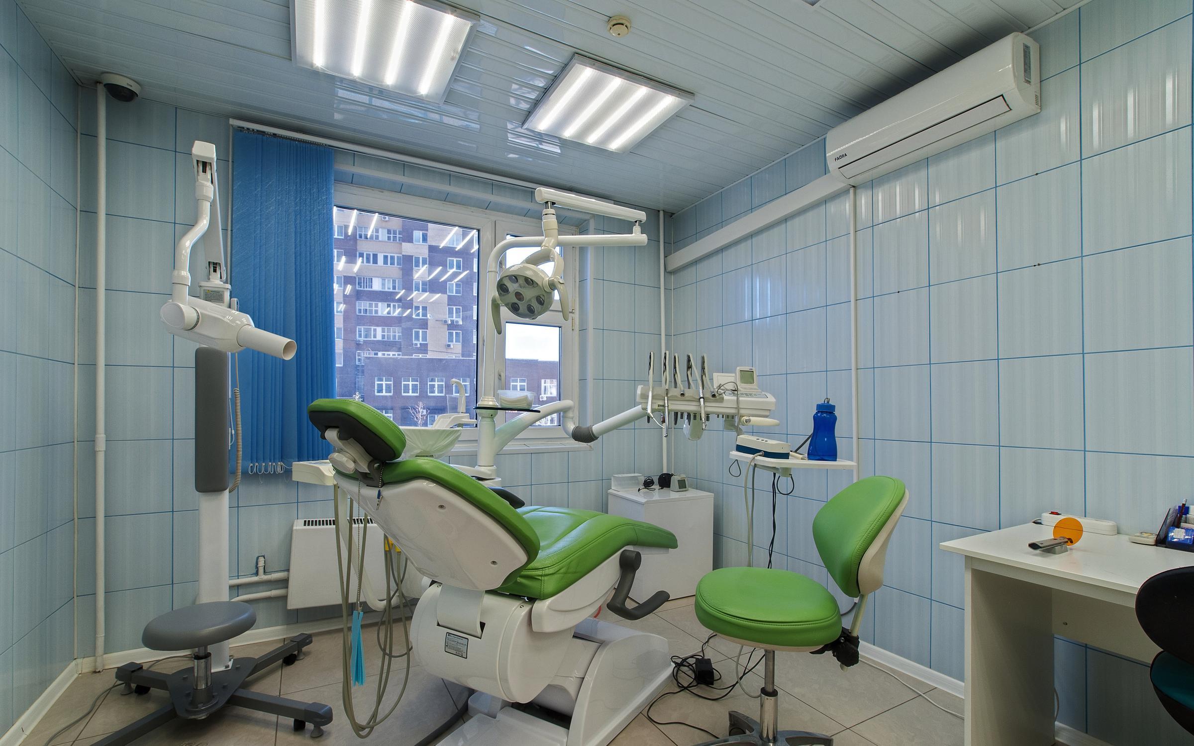 фотография Медицинской клиники GoldenMed в Мытищах