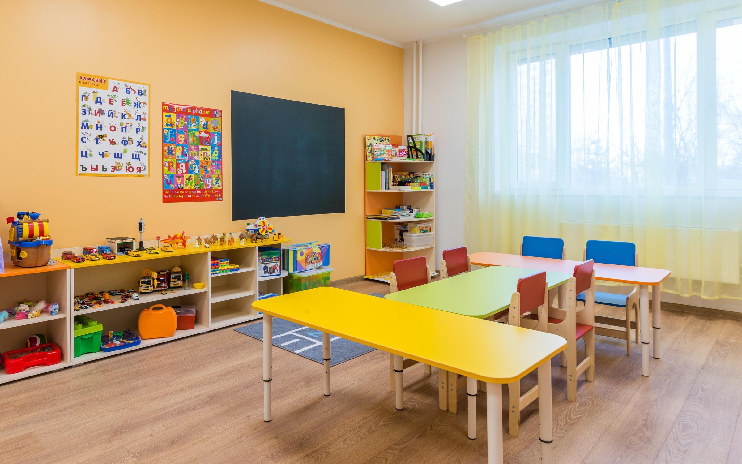 фотография Детского сада Super Kids на Живописной улице