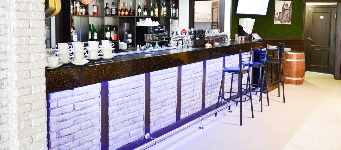 Фотогалерея - Ресторан Черный какаду на Кожевнической улице