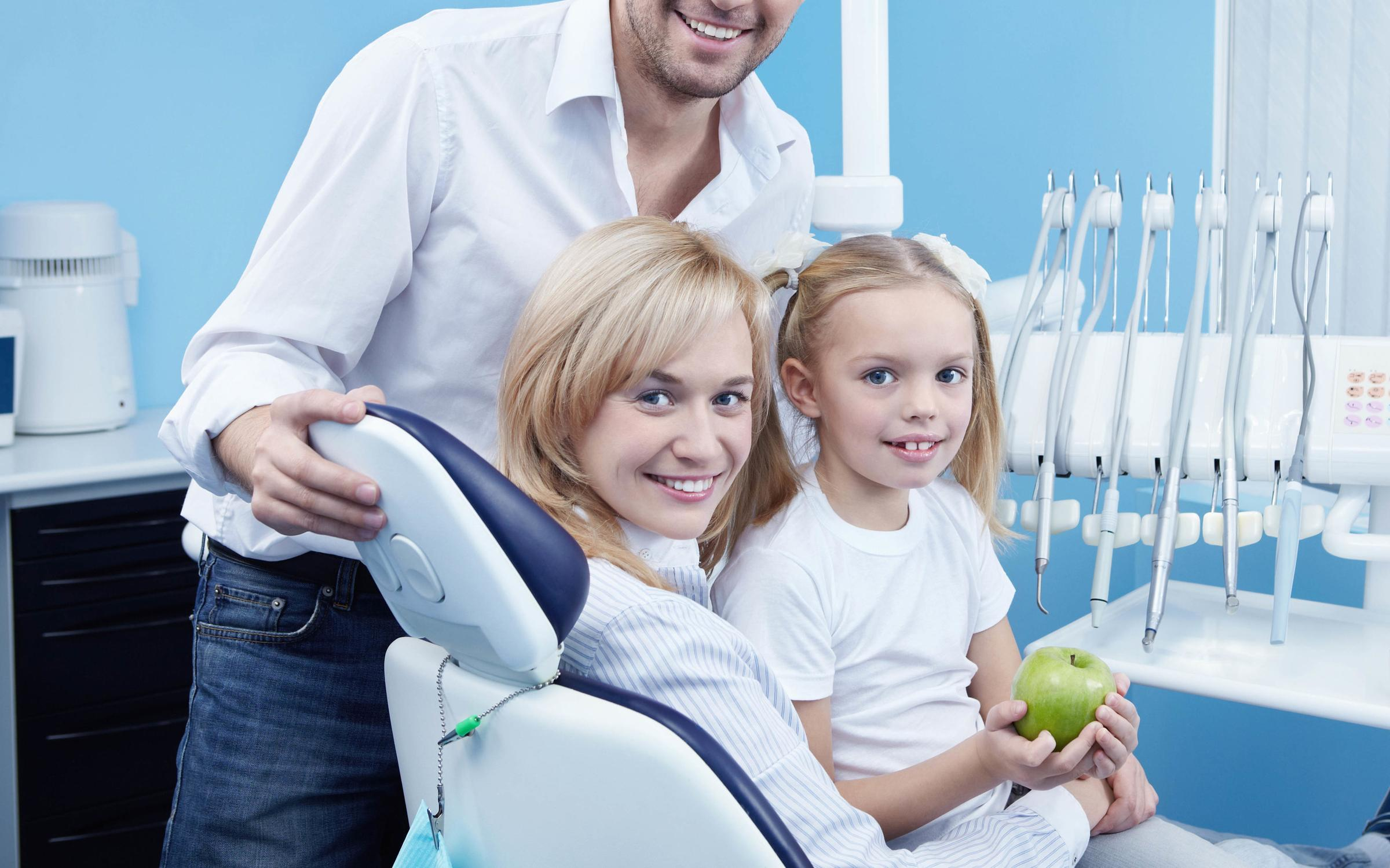 Улыбайтесь вместе с семейной стоматологией Династия