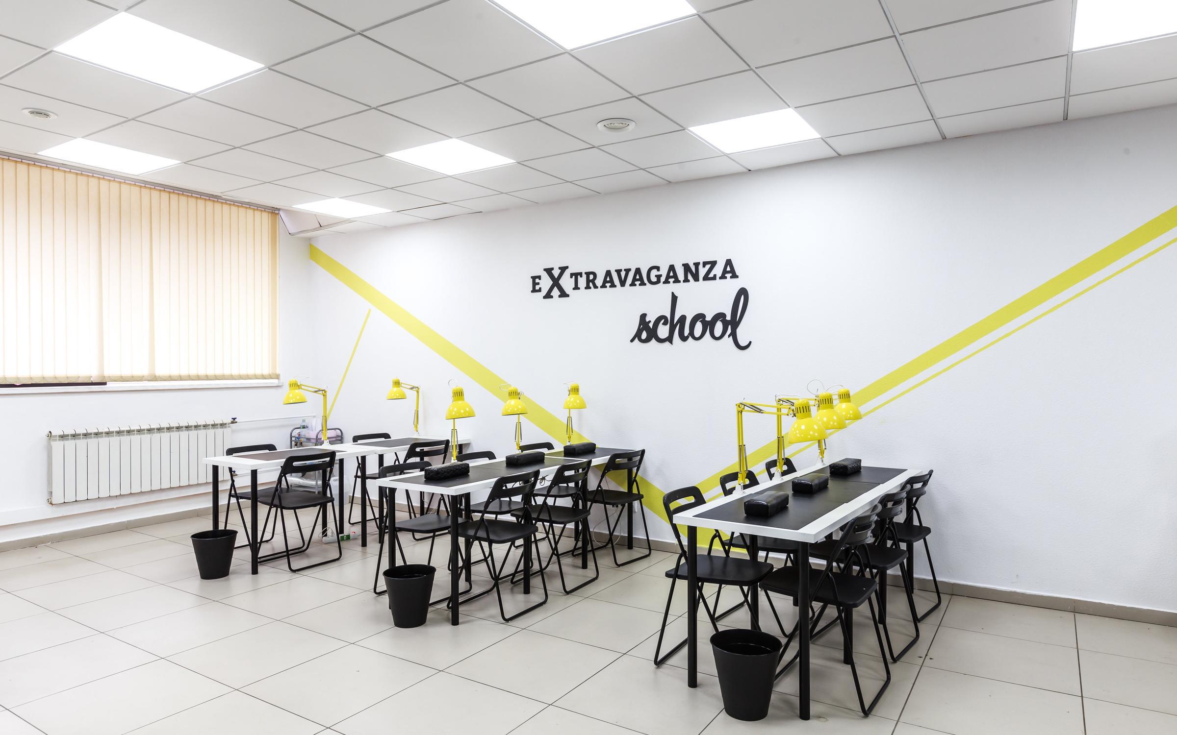 фотография Курсов маникюра Extravaganza School в БЦ The Cube