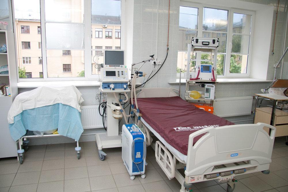 фотография Городской больницы №14 на улице Косинова