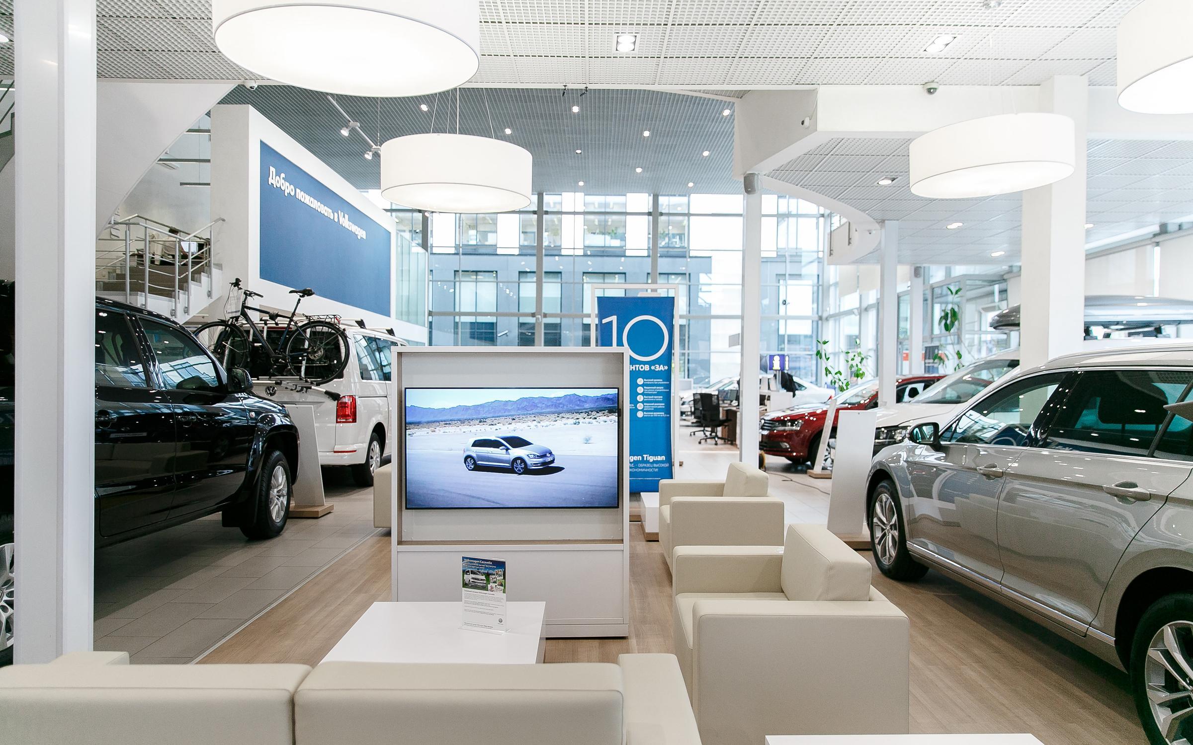 фотография Официальный дилер Volkswagen Нева-Автоком на Московском проспекте