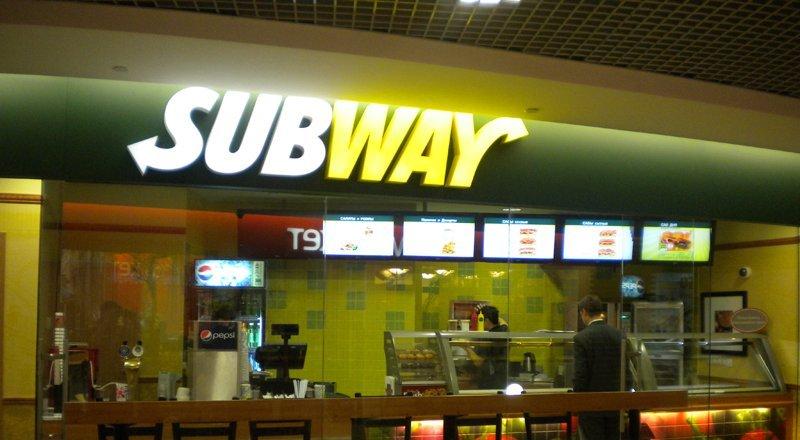 фотография Ресторана Subway в ТЦ Башня на Набережной