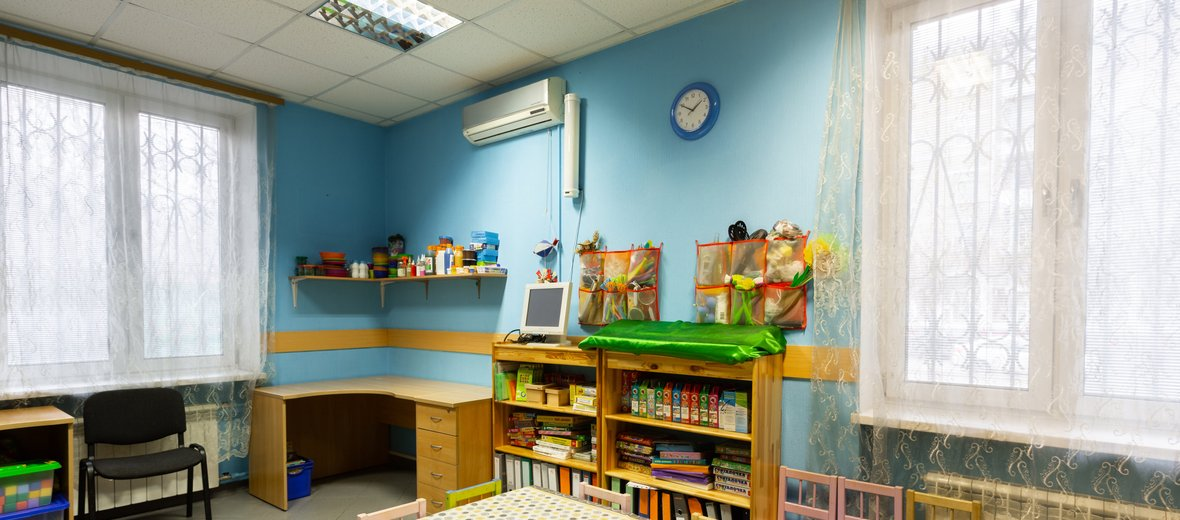Фотогалерея - Детский центр Дамбо на метро Волжская
