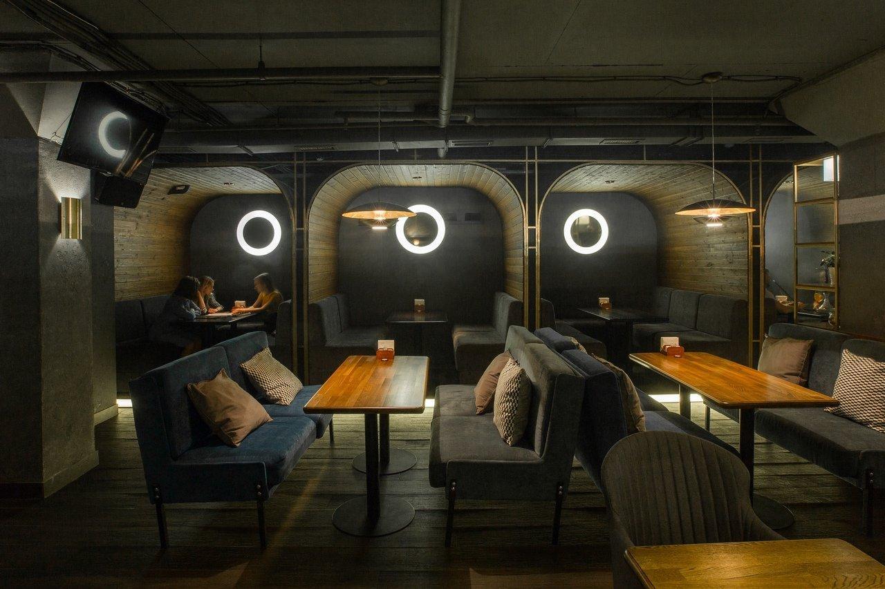 фотография Lounge bar МЕТРО на улице Петрищева, 2б в Дзержинске