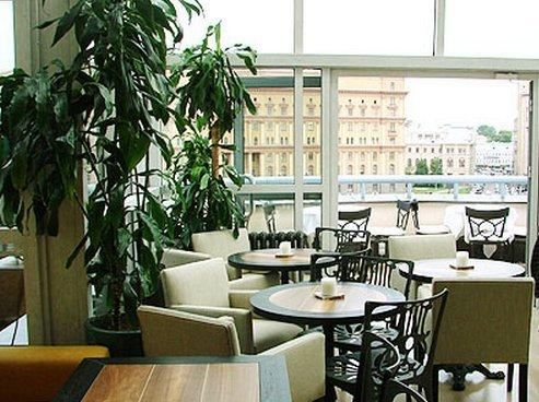 Фотогалерея - Loft Cafe в ТЦ Наутилус
